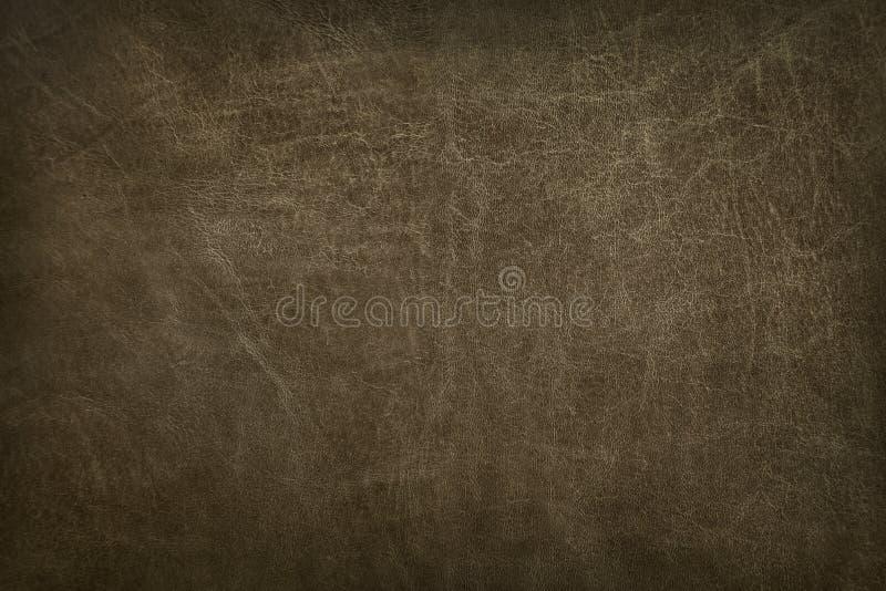 De textuur van het leer stock foto