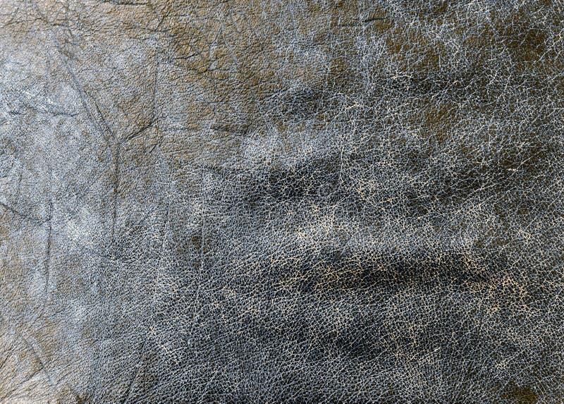 De textuur van het leer stock afbeeldingen