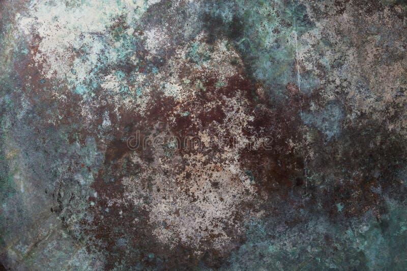 De textuur van het metaal stock foto