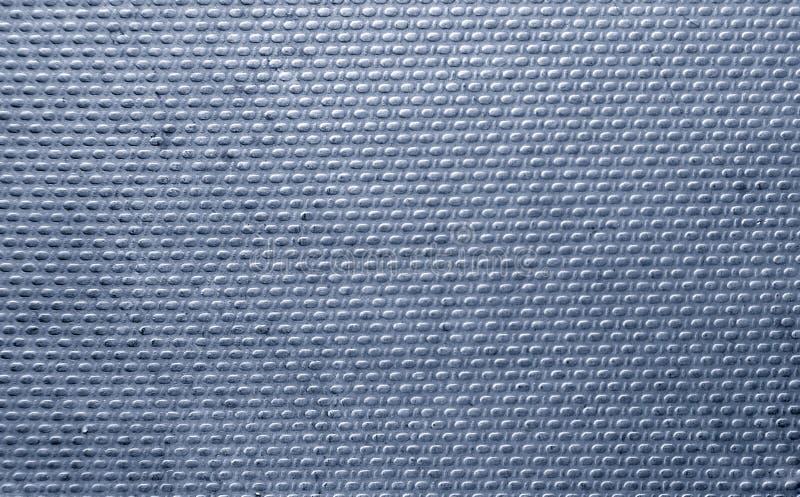 De textuur van het metaal met blauwe tint royalty-vrije stock afbeeldingen