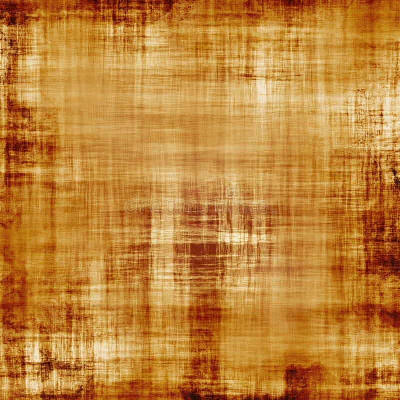 De textuur van het perkament vector illustratie