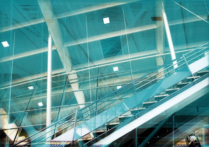 De textuur van het station grunge royalty-vrije stock afbeelding