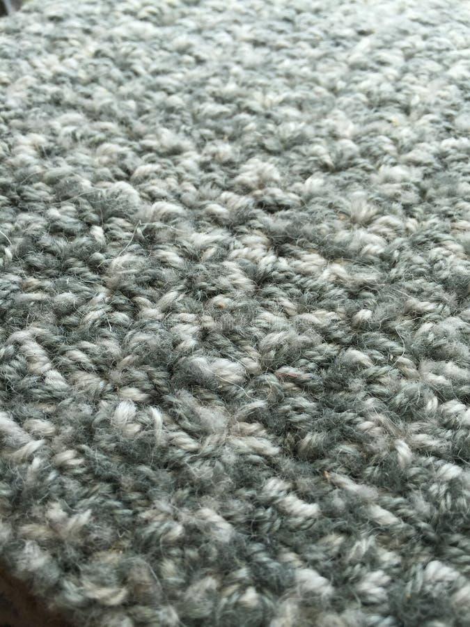 De textuur van het tapijtdetail stock afbeelding