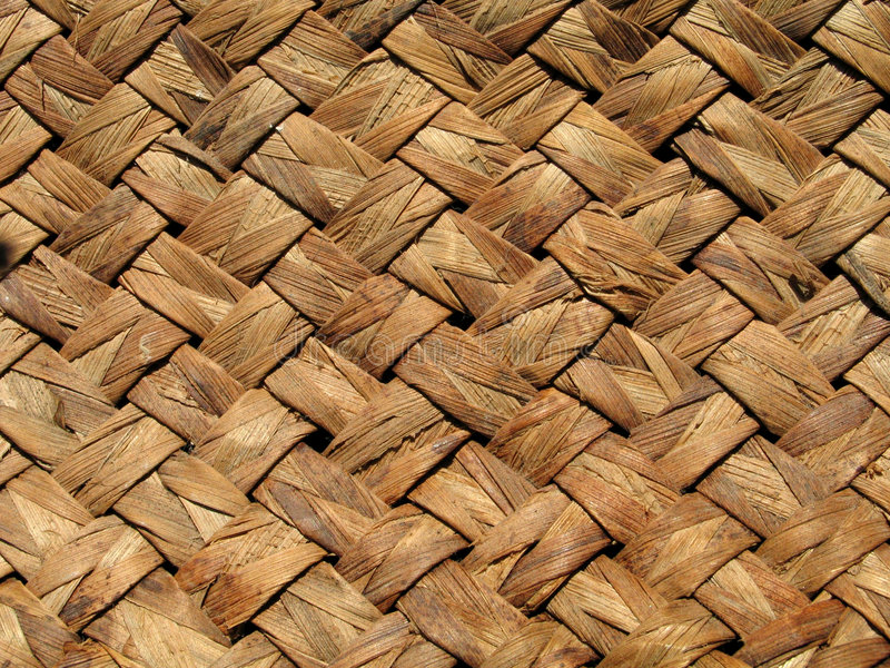 De textuur van het weefsel stock foto's