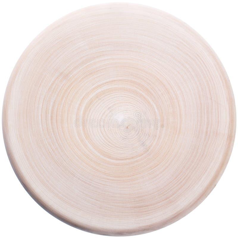De textuur van houtsnedecirkels royalty-vrije stock afbeeldingen