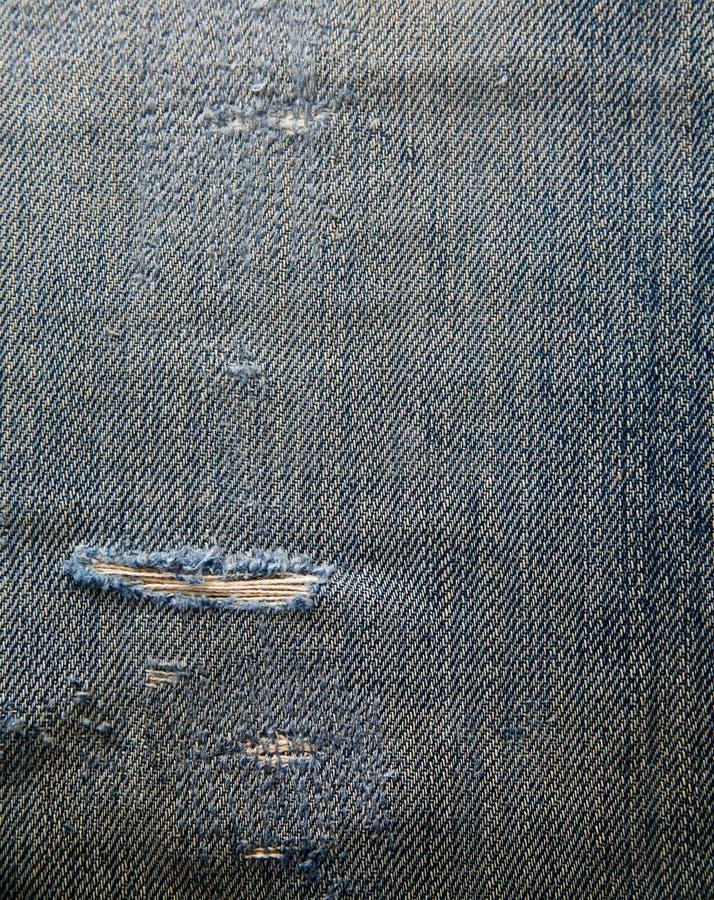 De textuur van de jeans royalty-vrije stock foto's