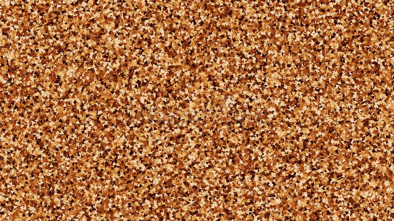 De textuur van de koffiekleur stock afbeelding