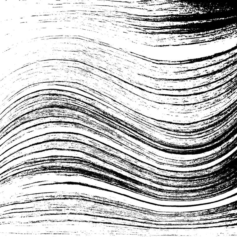 De Textuur van de noodbekleding stock illustratie