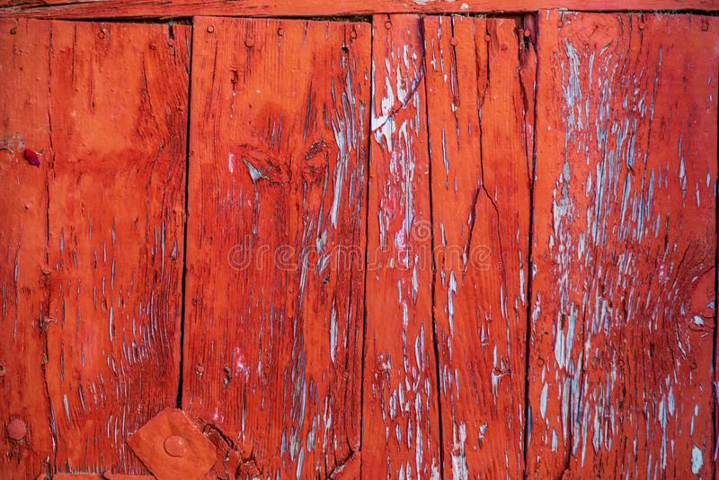 De textuur van oude houten royalty-vrije stock foto