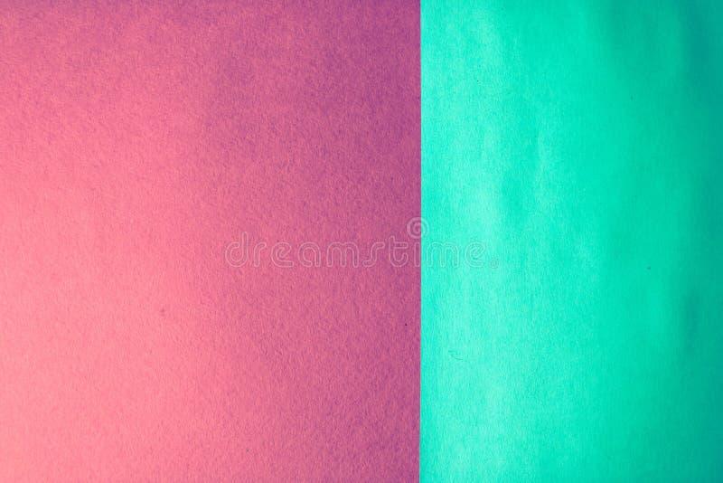 De textuur van roze blauwe en purpere gekleurde document mooie moderne gevoelige stoffen modieuze betoverend De achtergrond royalty-vrije stock foto's