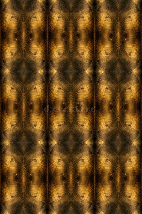 De textuur van zwart goud royalty-vrije stock afbeeldingen