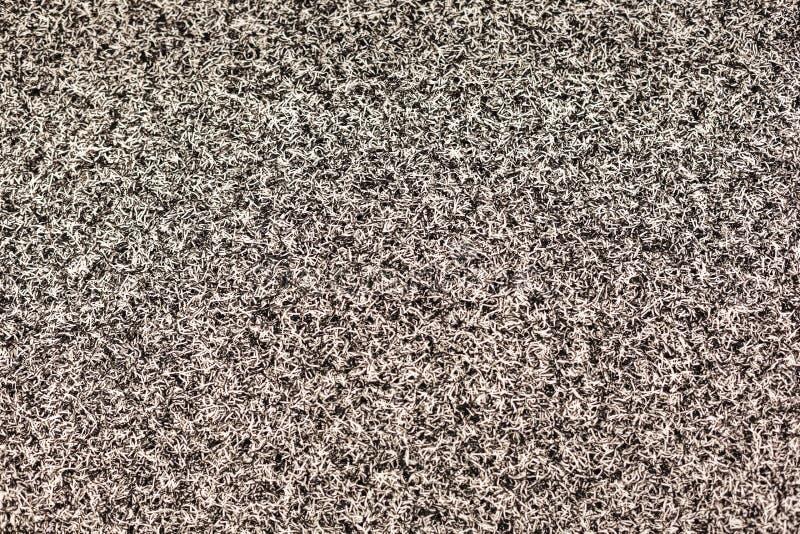 De textuur is zacht grijs tapijt royalty-vrije stock foto