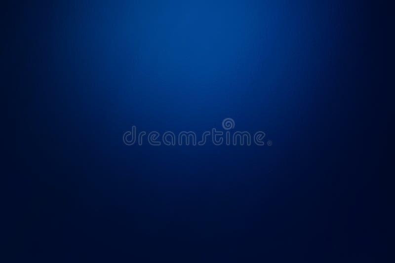De textuurachtergrond of patroon van het donkerblauwe of indigo abstract glas royalty-vrije illustratie