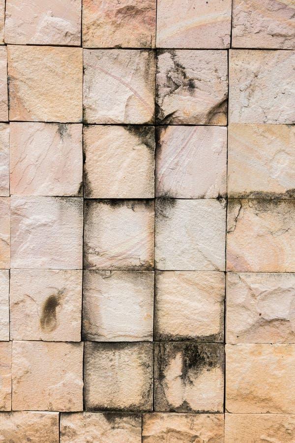 De textuurachtergrond van de rots stock foto