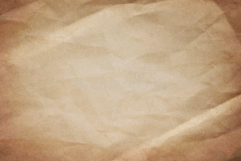 De textuurachtergrond van het document stock afbeeldingen