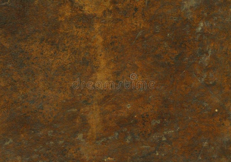 De textuurachtergrond van het Grungeleer royalty-vrije stock fotografie