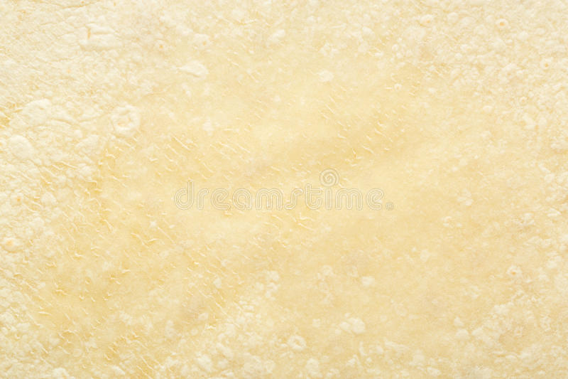De textuurachtergrond van het tortillabrood stock fotografie