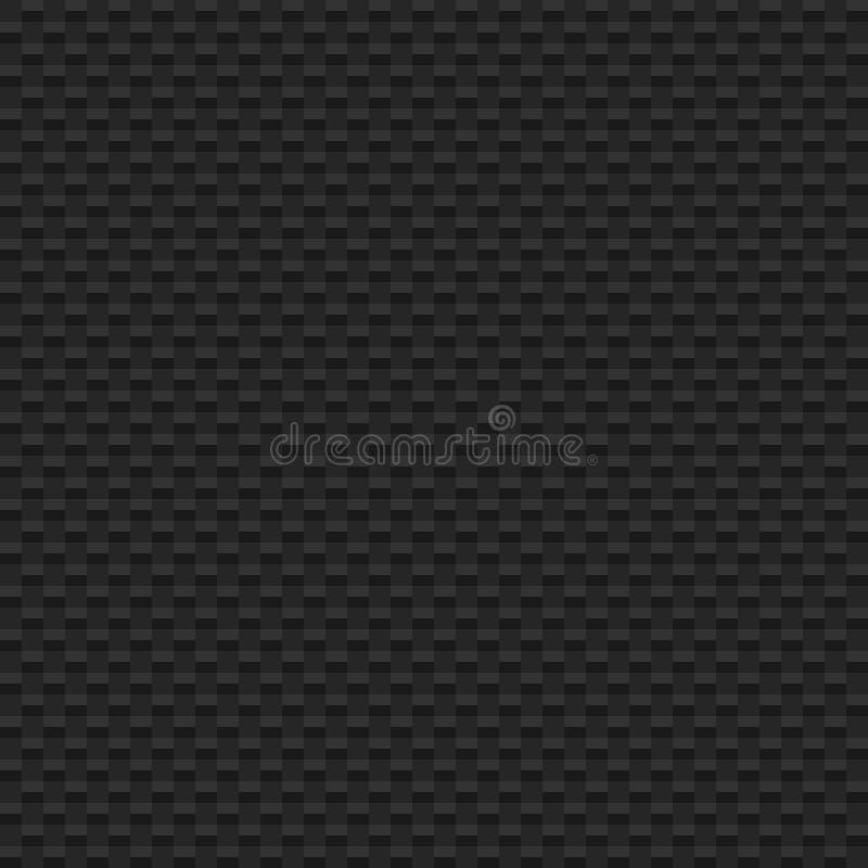 De textuurachtergrond van het voorraad abstracte naadloze patroon stock illustratie