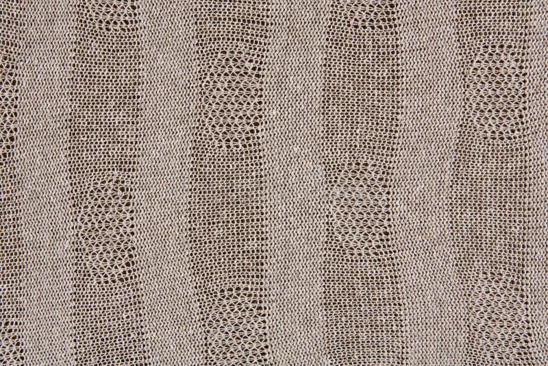 De textuurachtergrond van de stof stock afbeelding