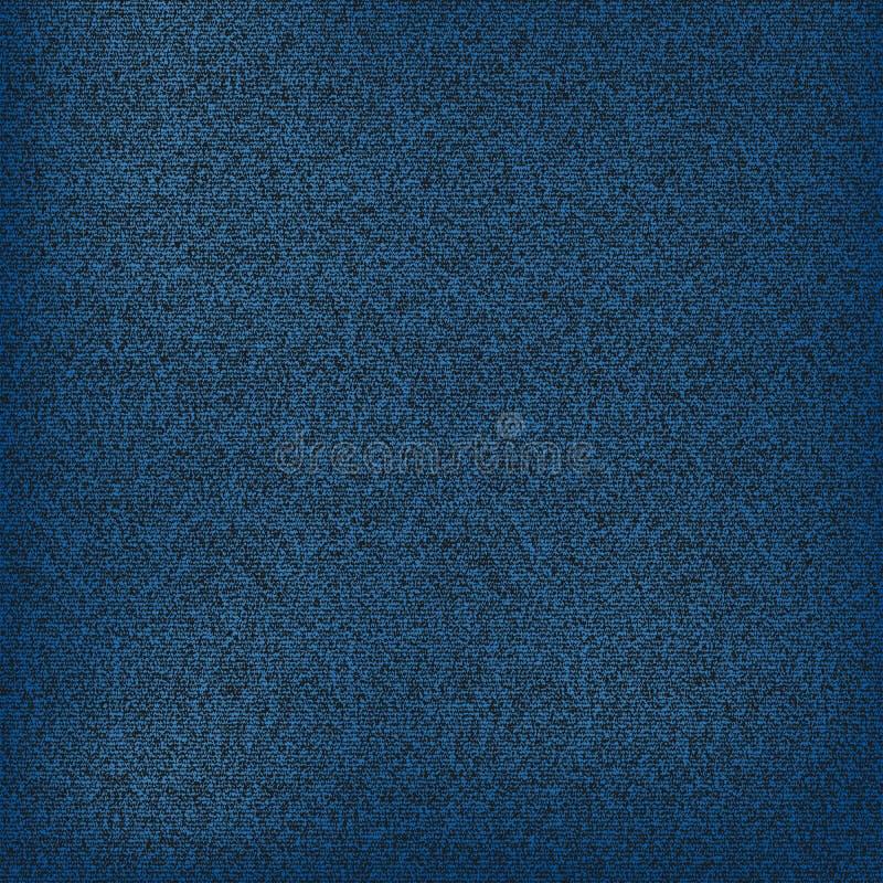 De textuurpatroon van denimjeans stock afbeeldingen