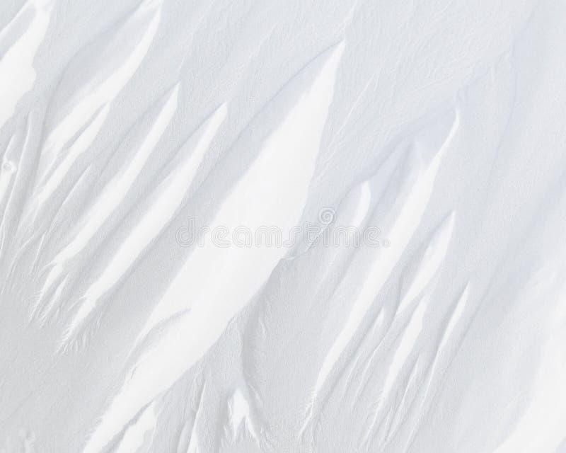 De textuurpatroon van het zand royalty-vrije illustratie
