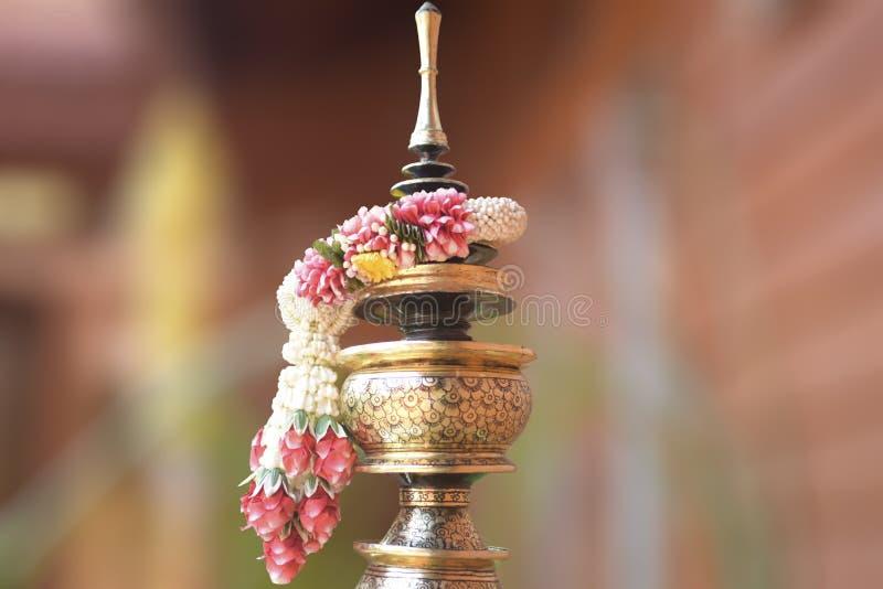 De Thaise slinger is met de hand gemaakt van Thailand royalty-vrije stock afbeeldingen