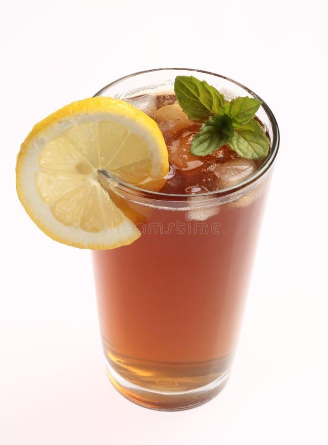 De thee van het ijs stock foto