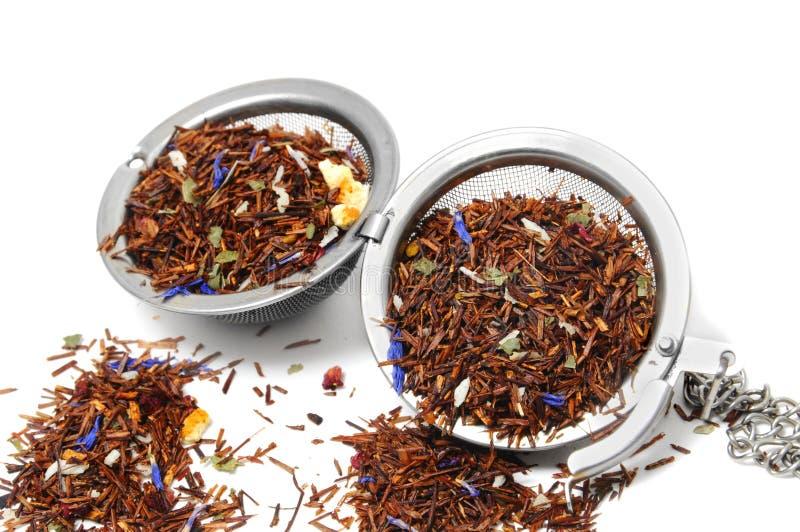 De thee van Rooibos royalty-vrije stock foto