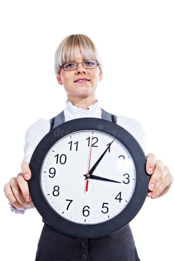 Download De tijd is geld stock foto. Afbeelding bestaande uit handen - 29500568