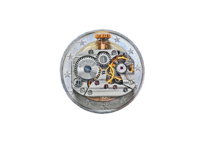Download De tijd is geldconcept stock foto. Afbeelding bestaande uit investering - 29511768