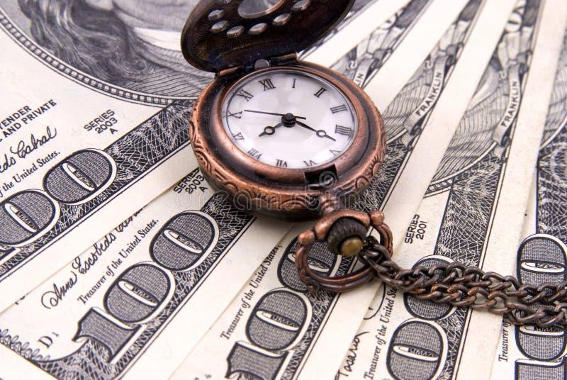 De tijd is Kostbaar royalty-vrije stock fotografie