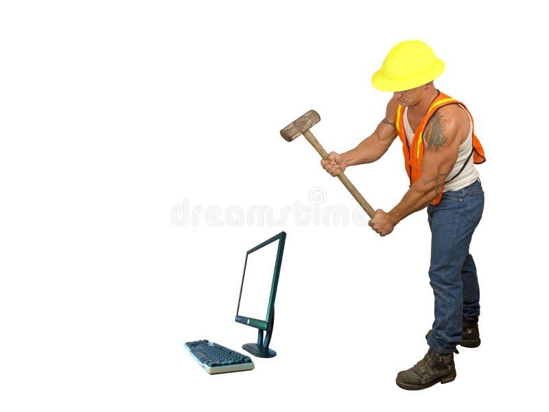 De Tijd van de hamer stock afbeeldingen