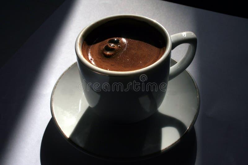 De Tijd van de koffie royalty-vrije stock foto's