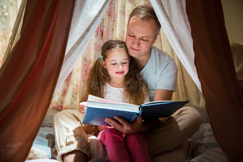 De tijd van de familiekwaliteit stock fotografie