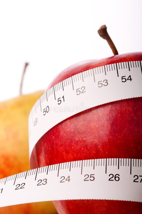 De Tijd van het dieet! royalty-vrije stock afbeelding