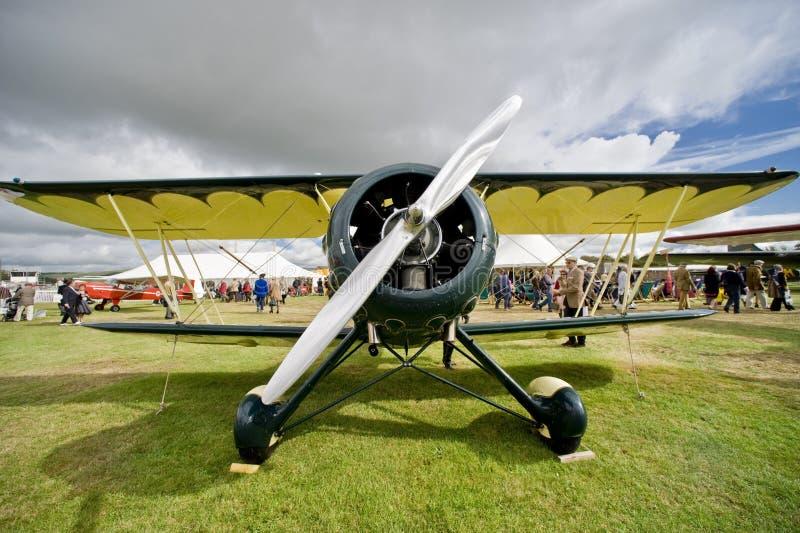 De tijdvliegtuigen van de Wereldoorlog II stock afbeeldingen