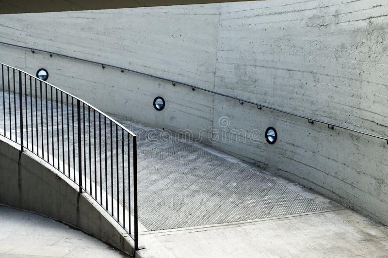 De toegang van de handicap stock fotografie