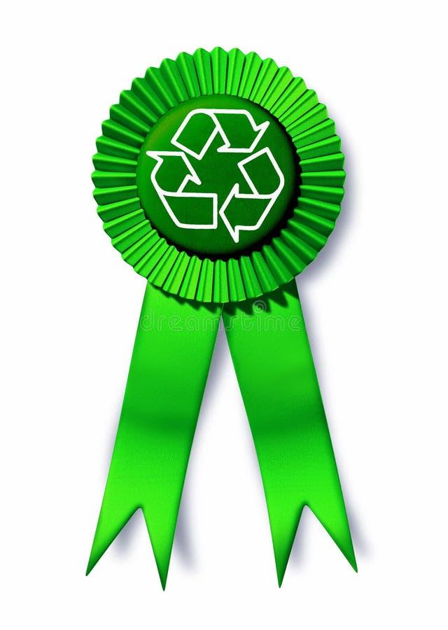 De toekenning van het milieu royalty-vrije illustratie