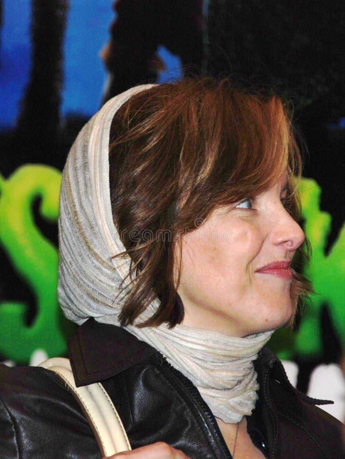 De toekenningswinnaar Alice Ripley van Tony royalty-vrije stock foto
