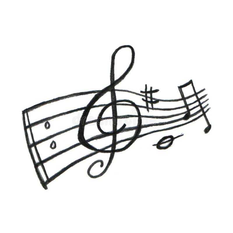 De toelage voor spel op muzikale instrumenten stock foto's