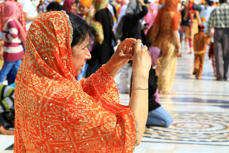 De toerist van vrouwen royalty-vrije stock afbeelding
