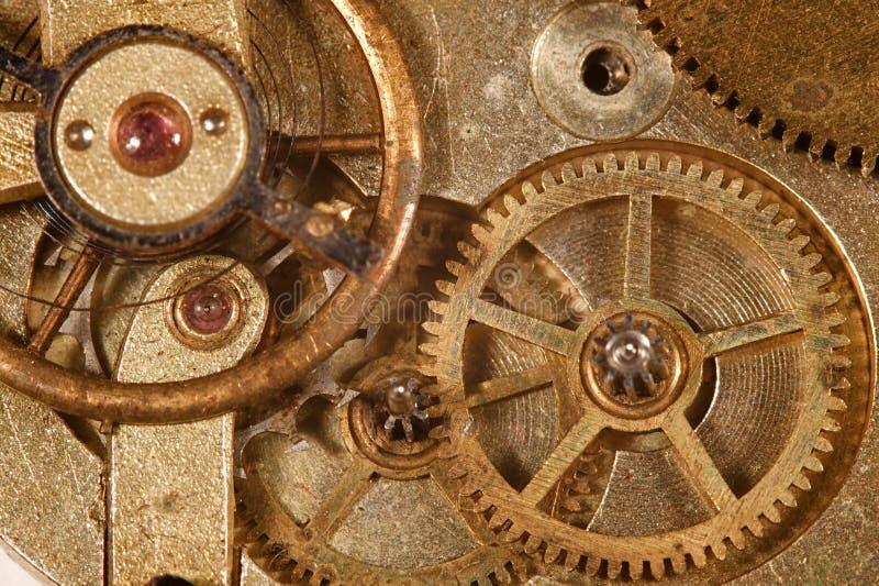 De Toestellen van het horloge stock afbeelding