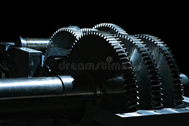 De toestellen van het metaal stock foto