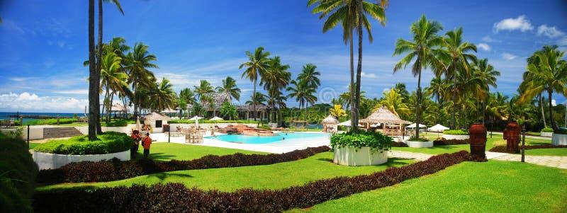 De Toevlucht van Fiji royalty-vrije stock afbeeldingen