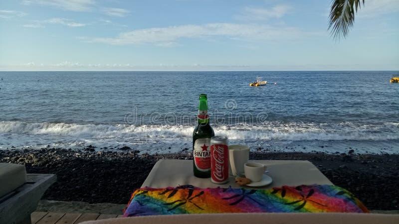 De Toevlucht van scuba-uitrustingsseraya, Bali royalty-vrije stock fotografie