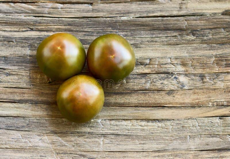De tomaat van Kumato royalty-vrije stock foto