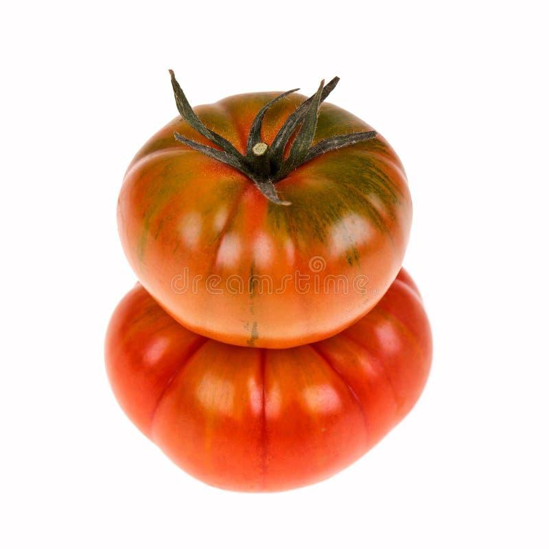 De tomaten van Marmande royalty-vrije stock afbeeldingen