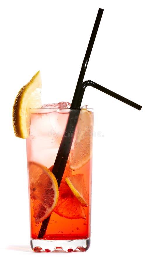 De tonische cocktail van de wodka royalty-vrije stock foto's