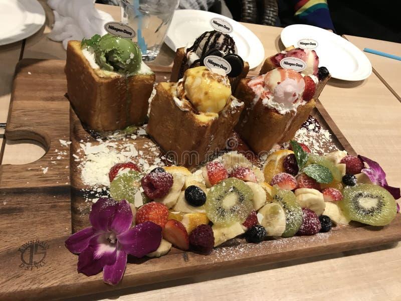 De toost van de Shibuyahoning royalty-vrije stock foto's
