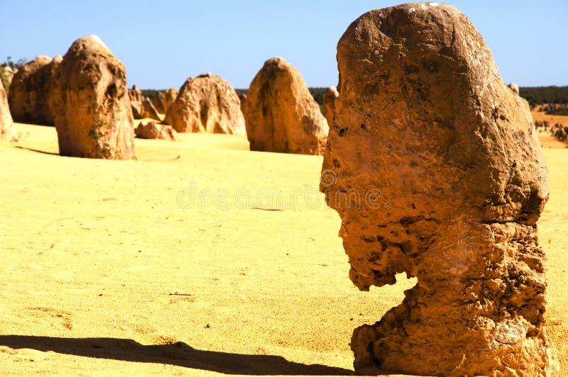 De Toppen - Australië stock afbeeldingen
